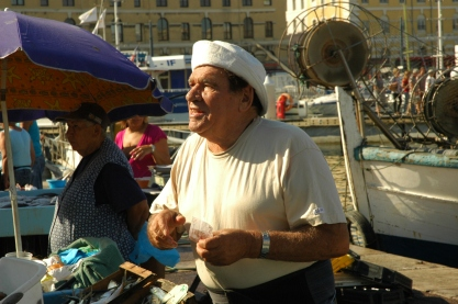 Marsaille Fisherman